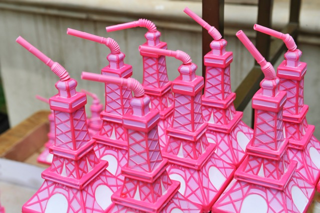 Eiffel Tower sippy cups