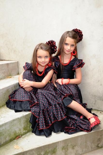 Spain sisters