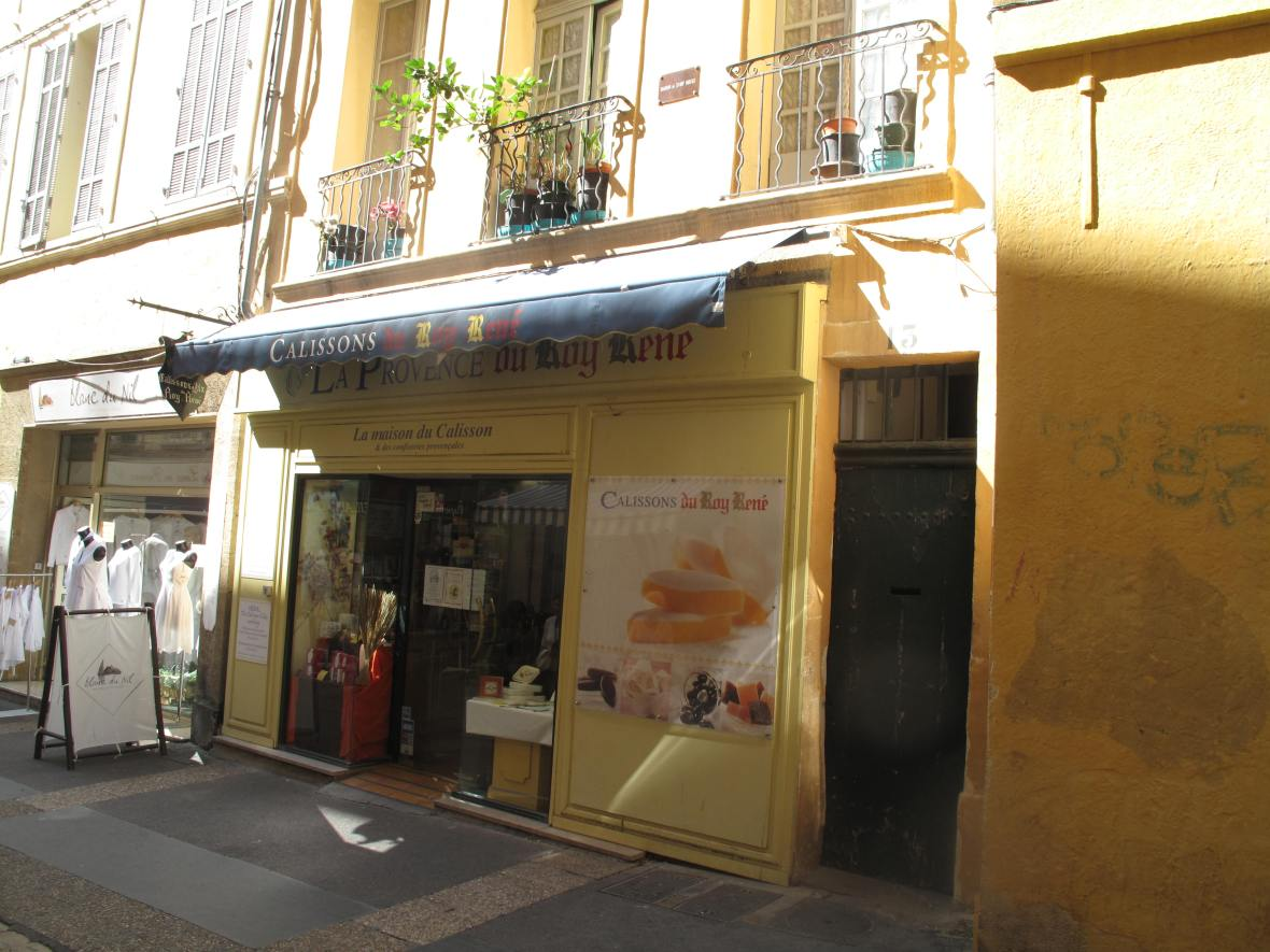 Calisson Shop at Aix