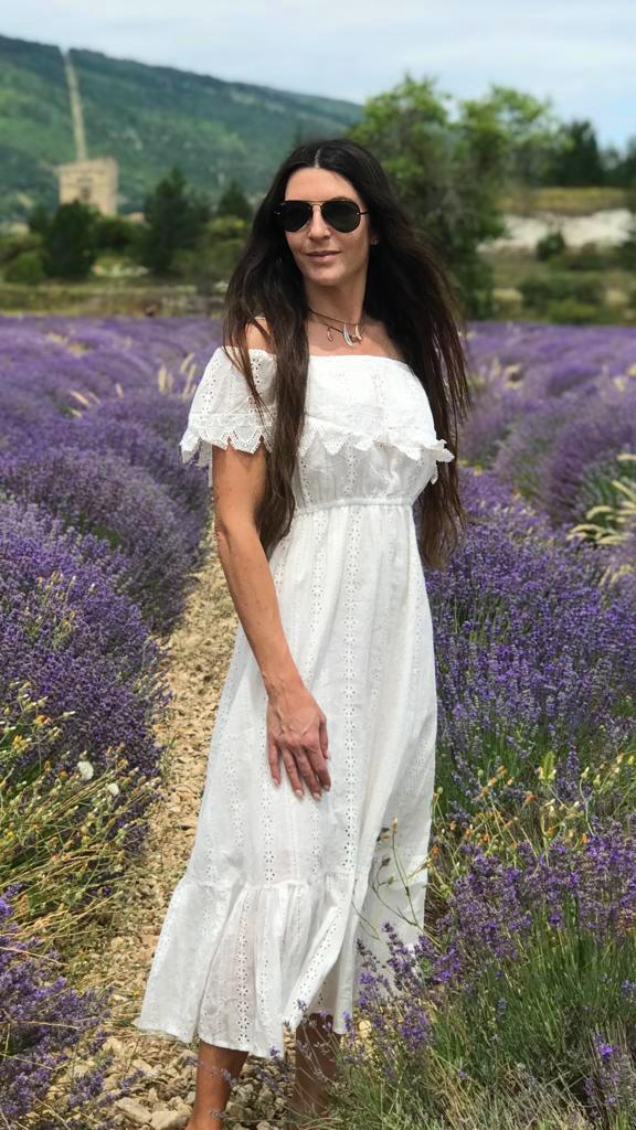 Provence Karen in lavender
